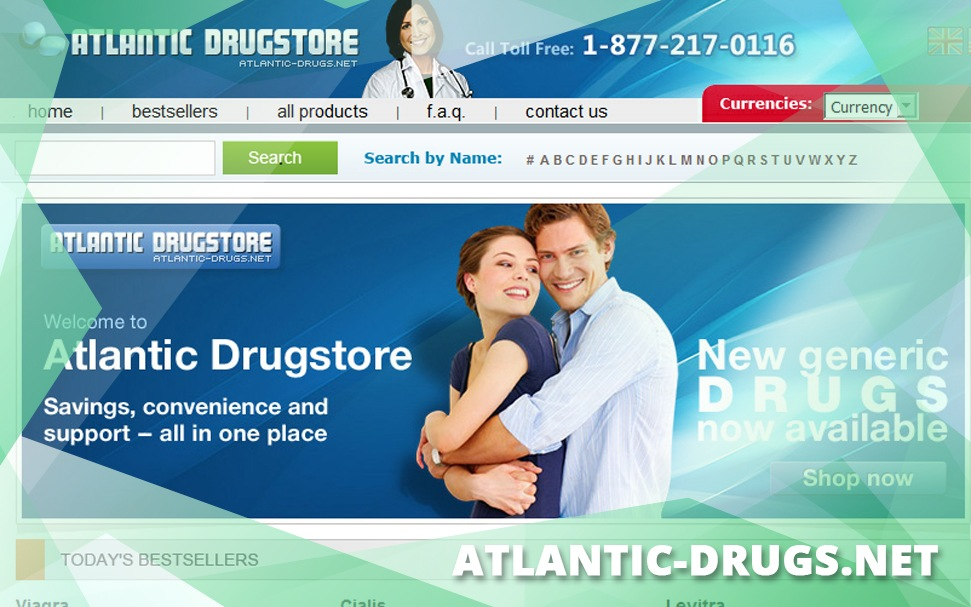 Atlantic-drugs.net Review - Huge Discounts on your Medications