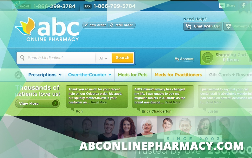 Abconlinepharmacy.com Review – No One Knows Why It Closed Down