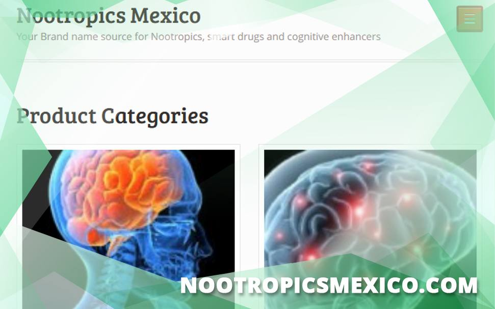 Nootropicsmexico.com Review - Online Pharmacy Selling Smart Drugs