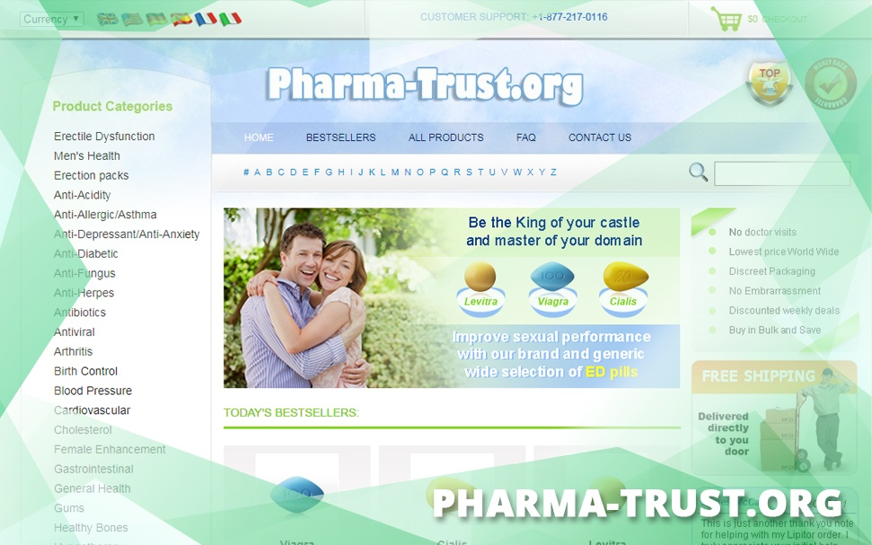 Pharma-trust.org Review – Closed Due to Undisclosed Reasons