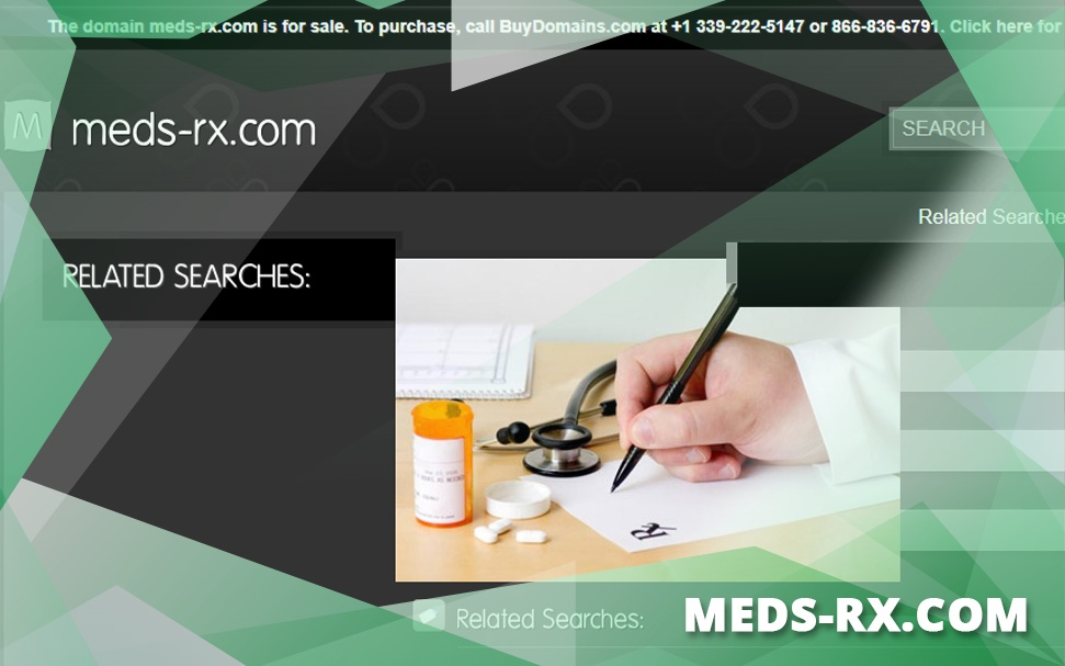 Meds-rx.com Review – Very Little Information Available