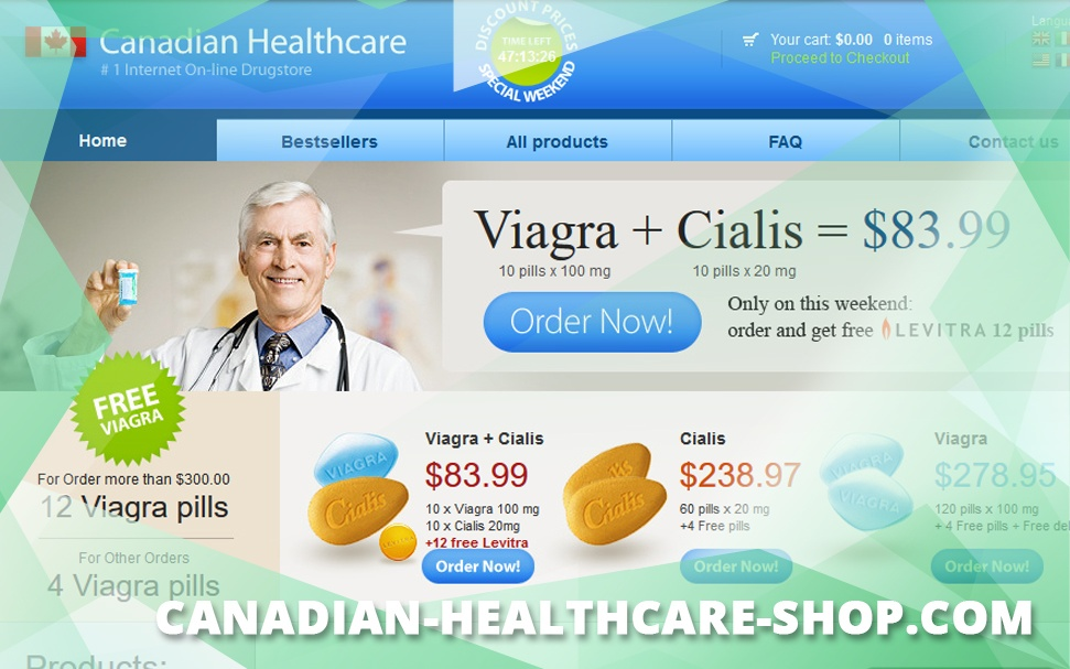 Canadian-healthcare-shop.com Review – Not Really the Cheapest Store of All Time