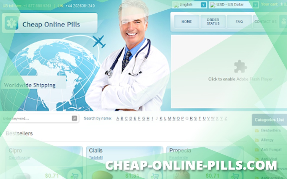 Cheap-online-pills.com Review – Sold Cheap Pills on the Web for Several Years